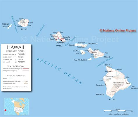 map usa to hawaii map hawaii usa swimnova