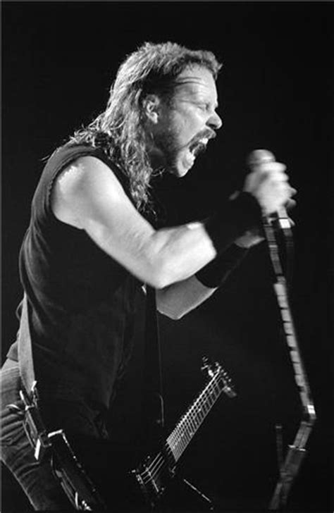 Hetfield Hairstyles by A Pictorial History Of Hetfield S Hair