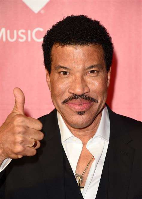 The C And Richie by Lionel Richie Get Accosted By Photographers On