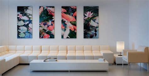 home interior wall painting ideas koi fish wall interior painting ideas