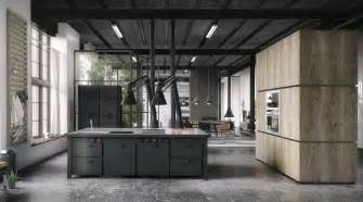 Industrial Style Kitchen Designs industrial kitchen design ideas interior design ideas