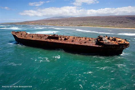 lanai pictures lanai ghost ship lanai shipwreck beach kaiolohia