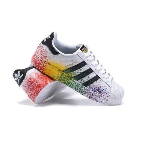 Adidas Color Splash For Man40 44 adidas superstar splash p shoes