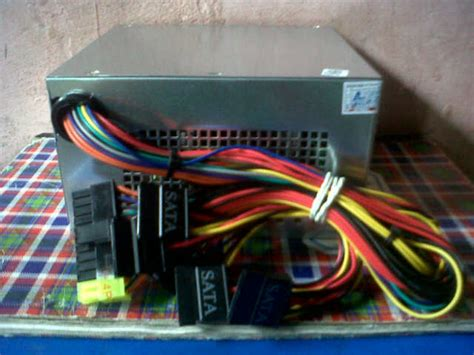 Power Supply Dazumba 380w Garansi 1 Tahun jual power supply simbadda 380 watt garansi 1 tahun mr data enterprise