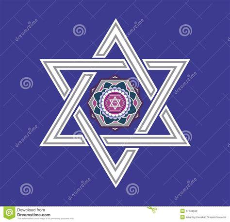 jewish star design illustration royalty  stock images image