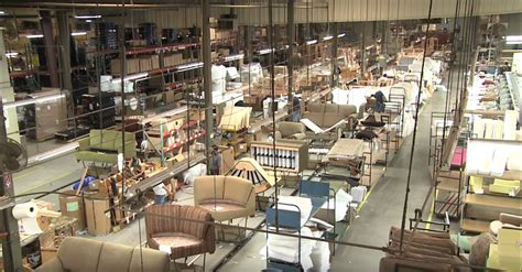 Upholstery Industry by Flexsteel Furniture To Shut Iowa Plant 250