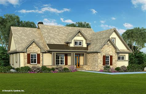 donald a gardner architects home plan the cloverbrook by donald a gardner architects