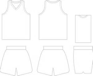 sports jersey template blank basketball jersey cliparts co