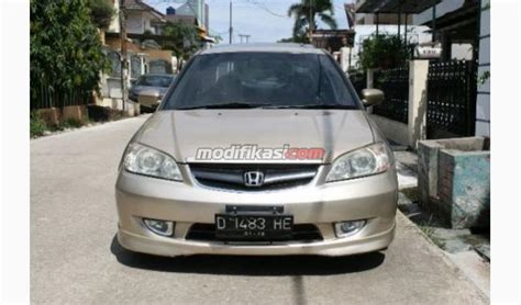 Shockbreaker Mobil Civic 2001 2001 Honda Civic Facelift 2004