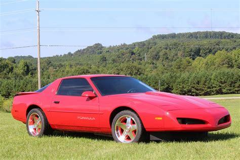 how it works cars 1992 pontiac firebird formula engine control 1992 firebird formula 350 tpi automatic all original 68k w firehawk wheels for sale in easley