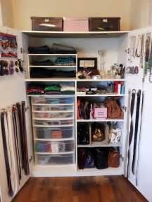 Organize My Closet by How To Organize A Lot Of Clothing In Very Little Closet Space