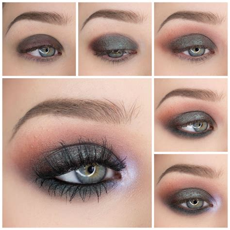 Eyeshadow Tutorial twilight grunge eyeshadow tutorial sultry suburbia