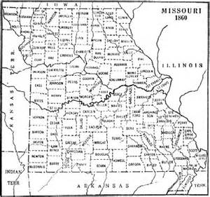 map of jefferson county mo 1860 missouri counties gif