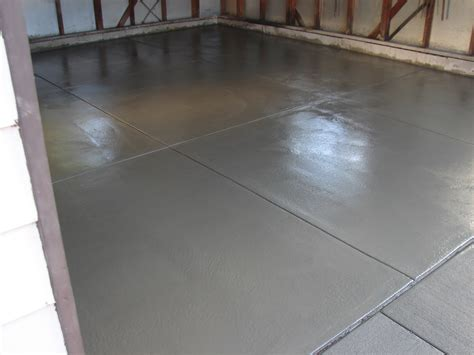 Best Flooring For Concrete Slab Concrete Garage Slabs 2 Jbs Construction