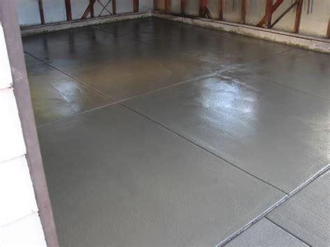 Concrete Garage Slabs 2   JBS Construction