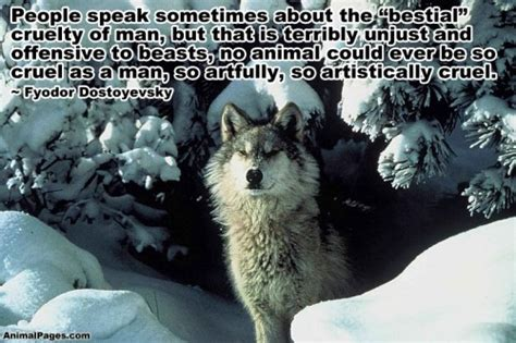 Cruelty Unjust animal quotes animalpages
