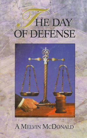 the defense a novel books the day of defense by a melvin mcdonald reviews