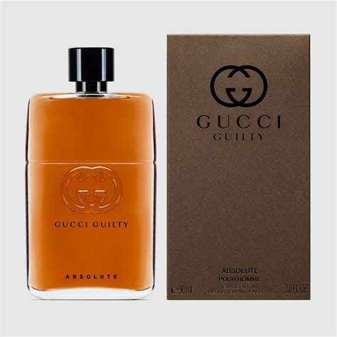 Parfum Gucci gucci guilty absolute 90ml eau de parfum gucci fragrances 475529999990099