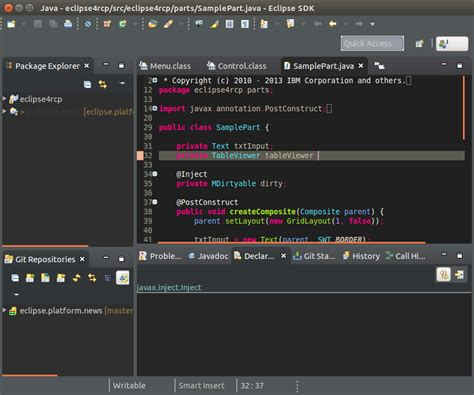 themes java down how can i properly configure my eclipse luna dark theme