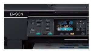 Printer Epson Wf 7511 A3 in buy epson wf 7511 colour all in one inkjet