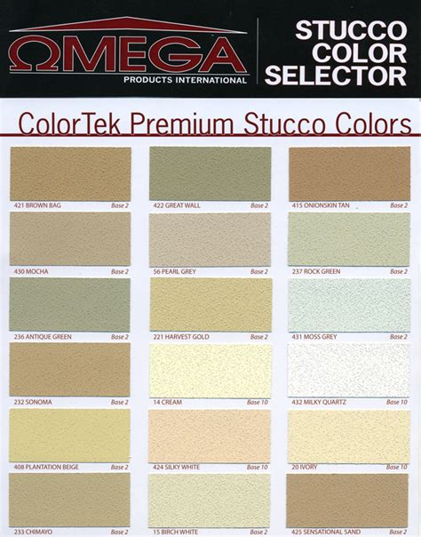 pics for gt stucco colors sles