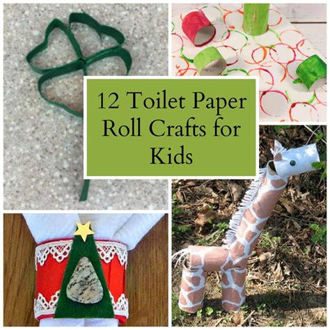 Free Toilet Paper Roll Crafts - 12 toilet paper roll crafts for favecrafts