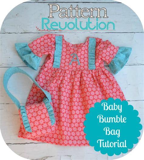 pattern sewing baby free bumblebee tour free pattern giveaway pattern