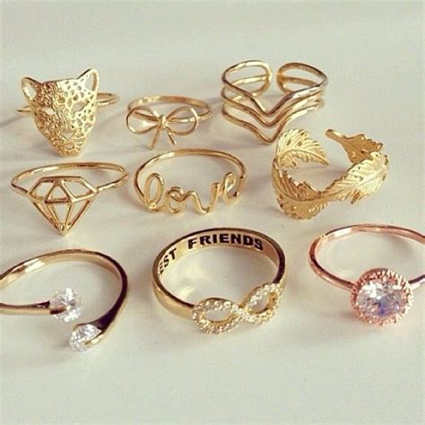 Fashion Rings by Do Fashion Rings Any Meaning Styleskier