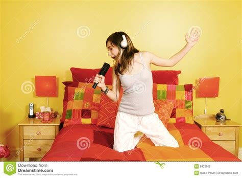 who sings in the boys room singing in bedroom royalty free stock image image 8832706