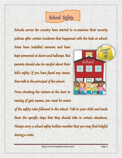 child safety tips at home and outside