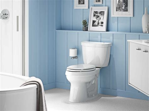 bathroom comod wave to flush touchless toilet kit for increased bathroom