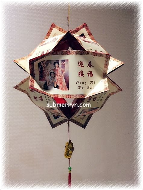 diy new year lantern tutorial 12 pcs cny angpow lantern 171 home is where my is