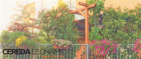 pergola terrazzo pergola da giardino e terrazzo in legno cereda legnami