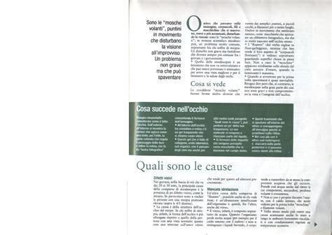 mosche volanti forum magazine miodesopsie mosche volanti
