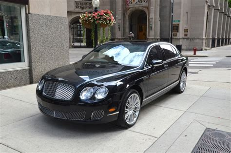 2009 bentley flying spur 2009 bentley continental flying spur speed stock gc1180