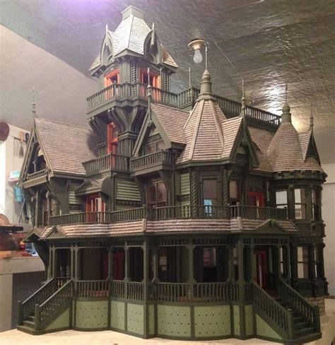 gothic dolls house 25 best ideas about victorian dollhouse on pinterest doll houses doll house crafts