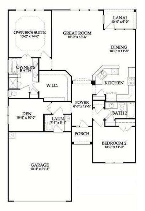 Dr Horton Single Story Floor Plans by Old Pulte Floor Plans 1993 House Design And Decorating Ideas