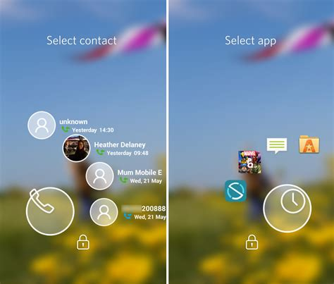 android lock screen apps start for android is a slick versatile lock screen replacement