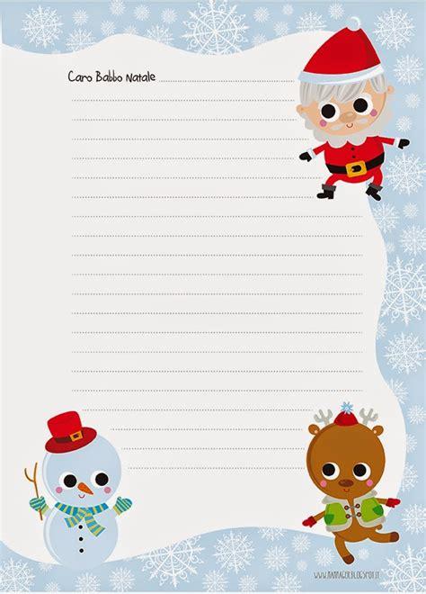lettere di natale da stare lettera per babbo natale da stare scrivi e colora la tua