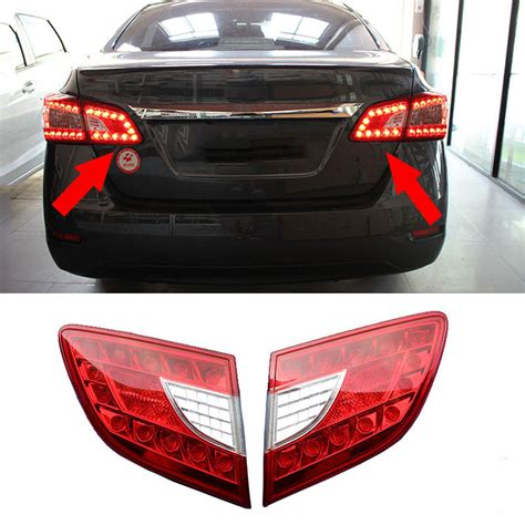 accessories lights car styling rear trunk l led inside taillight assembly
