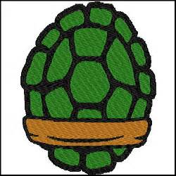 Turtle Shell Template by Turtle Shells Embroidery Design Hqembroidery On