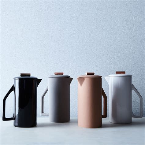 nested design adalah ceramic french press on food52