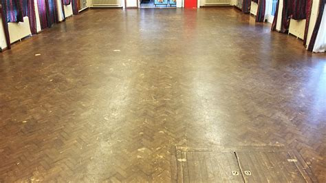Wood Floor Restoration by Wood Floor Restoration At Trent Vale School