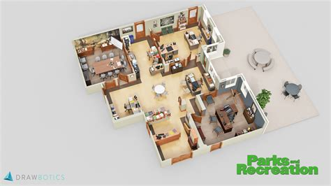 mad men office recreation unreal engine 4 game art design youtube 3d offices from it crowd silicon valley and others