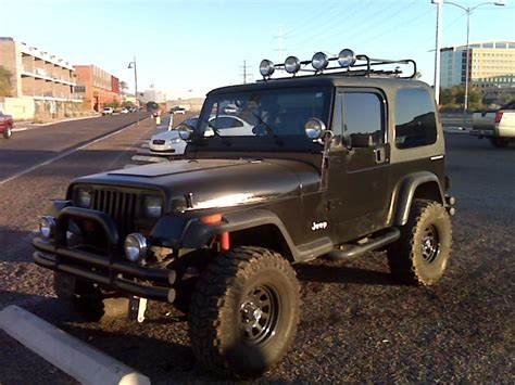 1991 Jeep Wrangler Jonnymx25 1991 Jeep Wrangler Specs Photos Modification