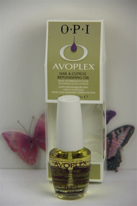 Opi Avoplex Nail Cuticle 15ml avoplex cuticle replenishing color gel nails 3d