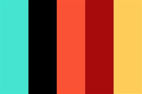 aztec colors aztec vibe color palette