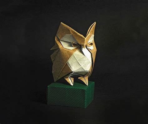 Origami Source - 16 amazing origami pieces to celebrate world origami day