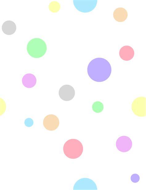 dot pattern pastel polka dots pattern png