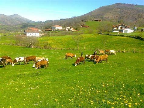 imagenes de paisajes urbanos y rurales casa rural agroturismo baztan en erratzu navarra pirineo
